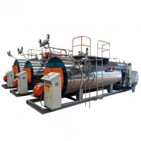 China 150Hp Horizontal Gas Steam Boiler , High Efficiency Steam Boiler For Oil Refinery on sale
