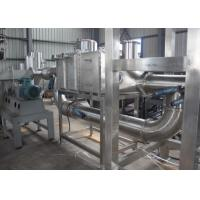 Quality Full Closed Fluid Bed Equipment , Nitrogen Protection FBD Dryer For Powder / Granule for sale