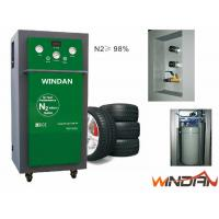 Quality Truck / Bus Nitrogen Inflator with Automatic N2 Dynamic Simulative System for sale