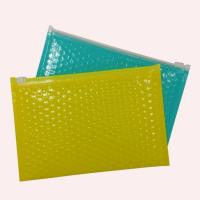 Quality Packing Bubble Mailer Bags with Ziplock/Zipper Top Plastic Padded Bag for sale