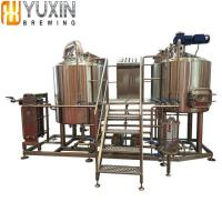 Quality Brewery Plant 1000L 2000L 3000L 5000L Commercial Beer Brewery Equipment for Sale for sale