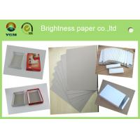 Quality Box Packaging Material Food Board Paper , Custom Printed Cardboard 450gsm 889Mm for sale