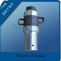Multifunction Electrical Transducer : Welding machine high power ultrasonic transducer multi