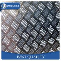 Quality Industrial 5mm Aluminium Checker Plate Flooring GB/T Standard Machine Use for sale
