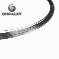 Quality 0.5mm 0.8mm 52H Glass Sealing Vacodil 520 Resistance Wire for sale