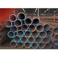 Quality Grade T23 P23 Alloy Steel Seamless Pipes , High-temperature Strength Steam Boiler Tubes for sale