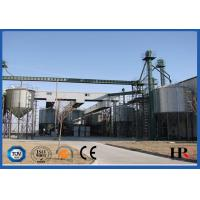 Quality 10T Capacity Hopper Silo Roll Forming Machine Assembly Feed >25 - 40 Years Lifetime for sale
