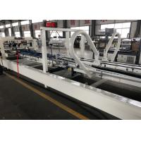 Buy Automatic flexo folder gluer machine for corrugated carton box 2600 mm/2800 mm at wholesale prices