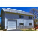 IBR Steel Roofing Sheet