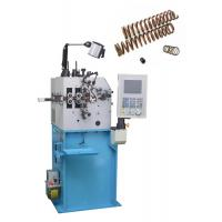 Quality Tapered Spring Coil Machine Unlimited Feed Length With Good Performance for sale
