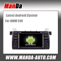Quality android 4.4 car stereo for BMW E46 M3 X3/ Z3/ Z4 wifi 3g car multimedia audio player gps navigation auto parts for sale