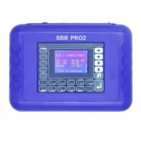 China [UK Ship No Tax] SBB PRO2 Key Programmer Updated to V48.88 Version support new cars to 2019.08 on sale