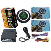 Quality Passive Activate Car Engine Start Stop System With Oem Remote Start Rfid Arm Or Disarm Type for sale