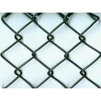 Quality PVC Coated Chain Link Fence for sale