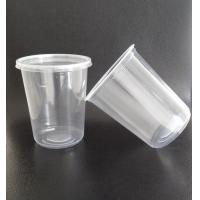 32oz Plastic clear food storage with lid - Restaurant Deli Cups/Baby&Portion Control