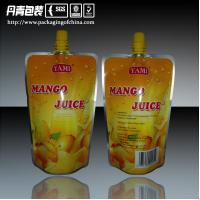 Quality Moisture Proof Spout Pouch                 Flexible Packaging Pouches For Mango Juice for sale