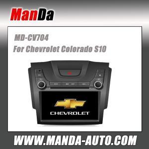 Quality Manda car audio for Chevrolet Colorado S10 factory navigation in-dash dvd autoradio for sale