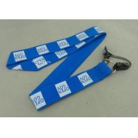 China Promotional Personalised Lanyards Mobile Strap Pet Leashes Imprint on sale