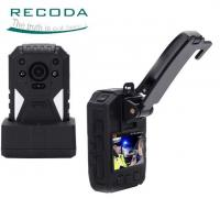 Buy cheap 4G Police Body Worn Cameras IP67 Waterproof Wide Angle 140 Degrees from wholesalers