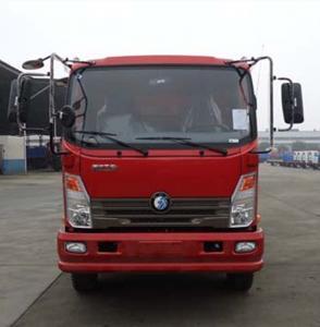 China Hydraulic Lifting Mini Dump Truck / Light Tipper Truck Manual Transmission on sale