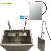 Quality Submersible Ultra Sonic Cleaning Transducer Ultrasonic Water Cleaner 28 Khz for sale