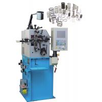 Quality used Zig Zag Spring making Machine , High Accuracy Compression Spring Machine for sale