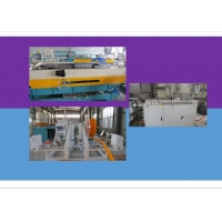 China PE 1500mm Pvc Pipe Extrusion Line on sale