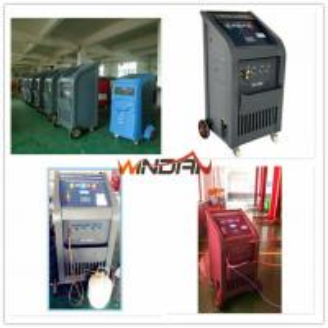freon recycling machine