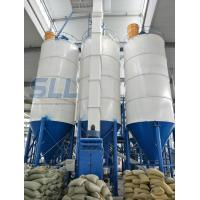 Quality 400T Steel Bolted Cement Storage Silo Electrical Power Derive For Cement Or Powder for sale