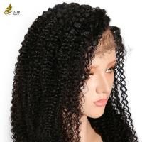 Quality 100% Virgin Sexy Lady Human Hair Weaving Ladies Full Lace Wig Hair Extension Human Hair for sale