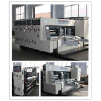 Buy Adjustable Digital Electric Corrugated Cardboard Making Machine With Alloy Steel at wholesale prices