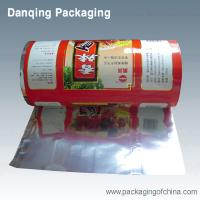 Quality Spice Powder Packaging    Food Packing Film For Stand Up Pouch for sale