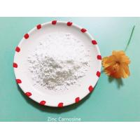 Quality Zinc Carnosine Powder Raw Nutraceutical Ingredients Dietary Supplement for sale