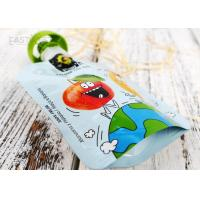 Quality Reusable Baby Food Spout Pouch Bag High Barrier Multi Colors Custom Printing for sale