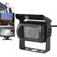Quality Night Vision Truck Car Reversing Rear View Camera Waterproof NTSC/PAL TV System for sale