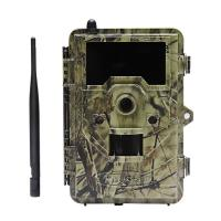 Quality 1920*1080P 3G 32 LEDS 6V DC external Trail Camera That Email Pictures / HD Hunting Cameras For Deer for sale