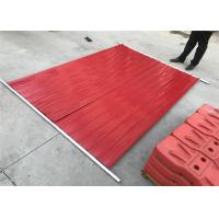 Quality Portable Pool Fence HDG Temporary Fence For Exhibitions 2100mm X 2400mm for sale