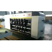 Quality Digital Display Corrugated Partition Machine, VFD Driving Rotary Slotter Machine for sale