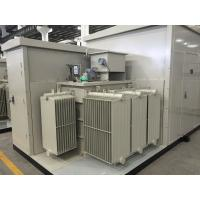 Quality 35kV Oil  /  Dry Type Transformer Prefabricated Substation For Wind & Photovolaic for sale
