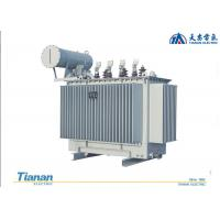 Quality 10 ~ 35kv Three phase Distribution Oil-Immersed Power Transformer for sale