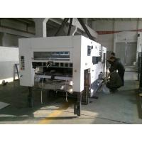 Quality Cold Embossing Automatic Die Cutting Machine For Gift Boxes 13.5KW Power for sale
