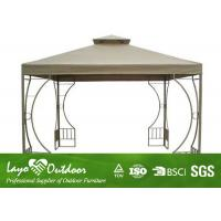 China Large Outdoor Canopy Gazebo Party Tent Weatherproof Backyard Outdoor Furniture on sale