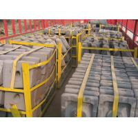 Alloy Steel Castings Cement Mill Plates φ3.8M Cement Mill Internal Quality by UT Test