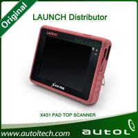 China 2013 high-tech professional launch x431 pad with best price on sale
