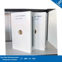 Clean Room Partition Panels / Aluminum Honeycomb Plate Long Service Life