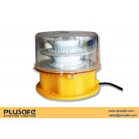 Quality Dual Medium Intensity Type B Led Aircraft Warning Lights FAA L864 2000cd Durable for sale