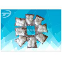 Quality 100% Pure Sterile Cotton Wool Balls For Medical Use 0.5g Color & White for sale
