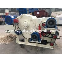 Quality wood crusher machine can crush wood log into wood chips directly for sale