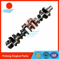 Quality replacement for Hyundai excavator, M11 forged crankshaft 3073707 for excavator R485LC-9 for sale