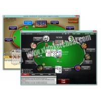 China English Poker Cheat Device Texas Holdem Analysis Software with XP System on sale